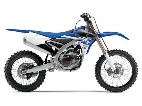 2015 Yamaha YZ 450F
