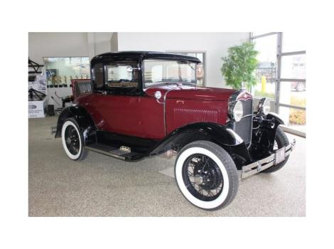 1931 Ford FORD MODEL A