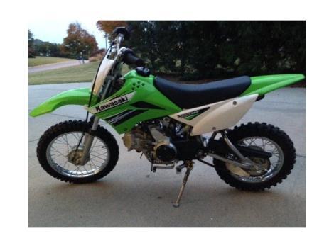2011 Kawasaki Klx 110