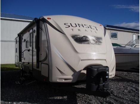 2015 Sunset Trail ST 290 QB