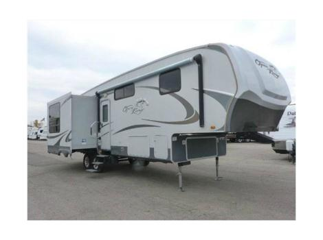 2009 Open Range Rv Open Range RV 337RLS