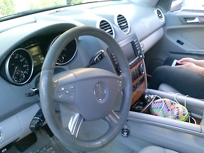 Mercedes-Benz : M-Class ML 350 MERCEDES ML 350