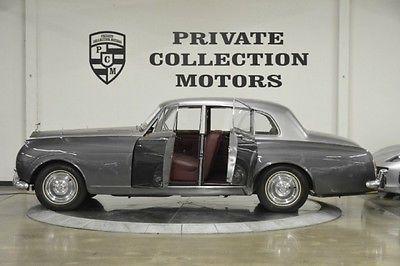 Rolls-Royce : Other 1957 rolls royce silver cloud h j mulliner 1 of 4