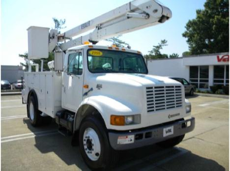 International 4700 Lift All Bucket Truck Cars for sale