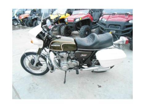 1973 Honda CB 350F