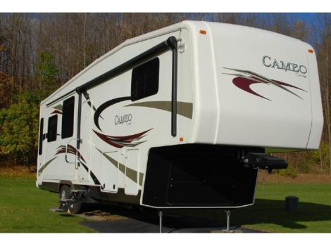 2011 Carriage Cameo F36FWS