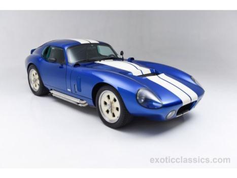 Shelby : Other Daytona 1965 shelby superformance daytona 3 k miles like new