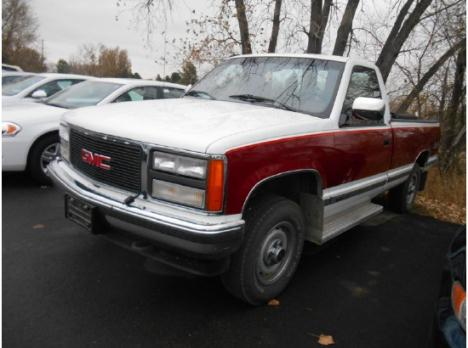 1990 gmc sierra cars for sale. Black Bedroom Furniture Sets. Home Design Ideas