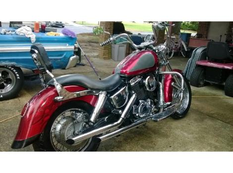 1995 Honda Shadow Motorcycles For Sale