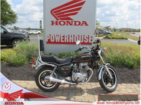 1979 Honda CM400A AUTOMATIC