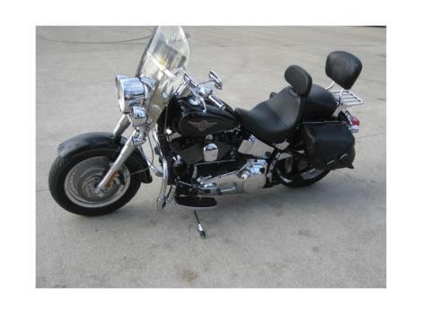2004 Harley-Davidson FLSTFI Fatboy Softail CVO DELUXE