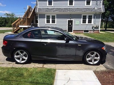 BMW : 1-Series Base Coupe 2-Door 2008 bmw 135 i coupe 2 door 3.0 l