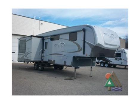 2010 Open Range Rv Open Range RV 337RLS