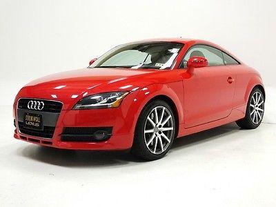 Audi : TT Prestige w/Nav AWD, AUTOMATIC, 1-OWNER, CLEAN CARFAX