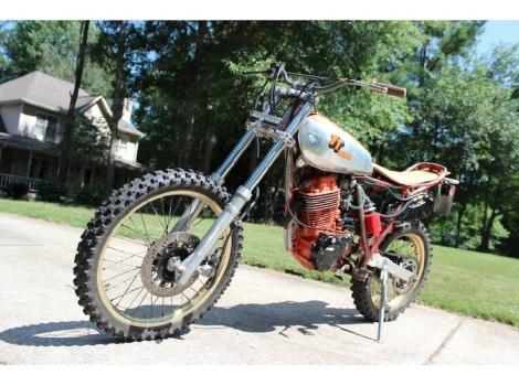 1985 Yamaha Xt600
