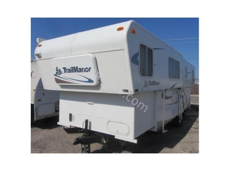 2007 Trailmanor TRAILMANOR 2720SL