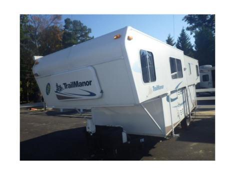 2008 Trailmanor Trailmanor 2619