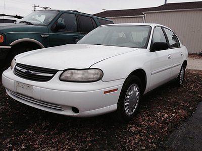 Chevrolet : Malibu Base 4DR 2001 chevy malibu