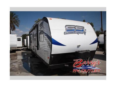 2015 Pacific Coachworks Sandsport Metal X 27FBX