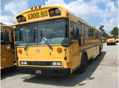 2004 BLUE BIRD BUS ALL AMERICAN