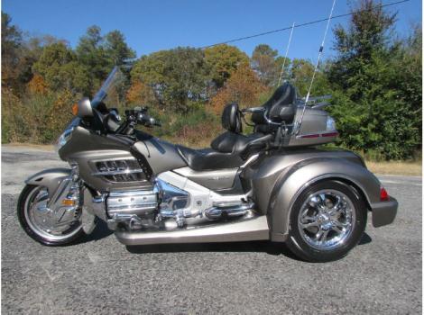 2006 Honda Goldwing Gl1800 Roadsmith Hts T Honda Goldwing GL1800 Trike