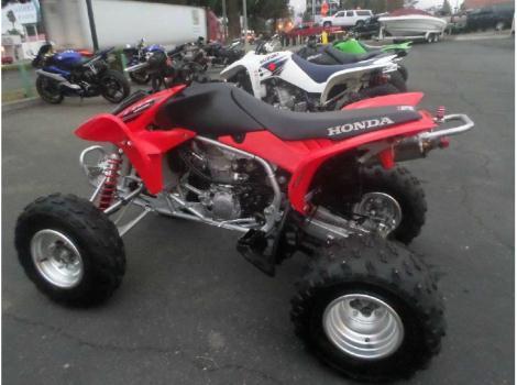 2007 Honda TRX450R (Elec Start)