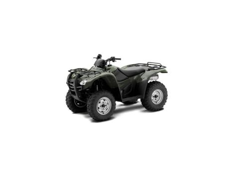 2014 Honda FourTrax Rancher AT IRS Power Steering
