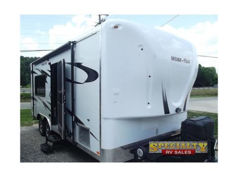 2015 Forest River Rv Work and Play 18EC