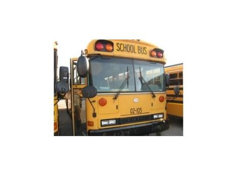 2002 BLUE BIRD BUS ALL AMERICAN