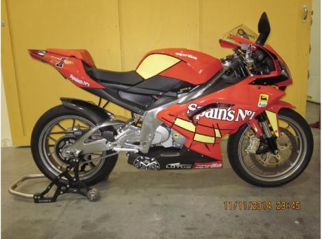 2009 Aprilia Rs 125