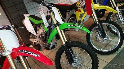 Kawasaki : KX 2014 kawasaki kx 250 f brand new save over 2600