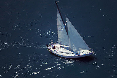 1972 Yankee 30 MK 1. Bluewater sailboat. Good condition. New rigging.