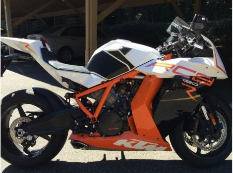 2013 KTM 1190 RC8 R