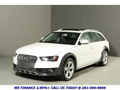 Audi : Allroad 2.0T QUATTRO PREM+ CLEAN CARFAX NAV PANOROOF XENONS BOSE HEATEDSEATS LEATHER MMI 18