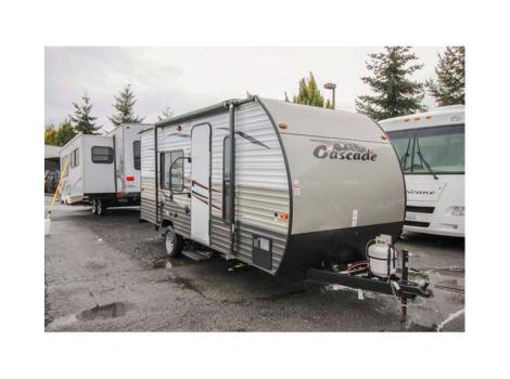 Forest River Cascade Lite 16fqc Rvs For Sale In Washington