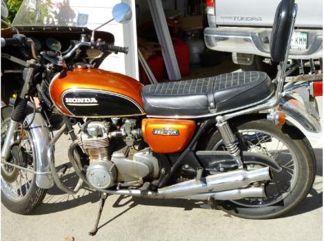 Tachowelle für Honda CB 550 F Supersport 1975-1978