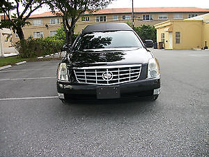 Cadillac : Other dts cadillac hearse