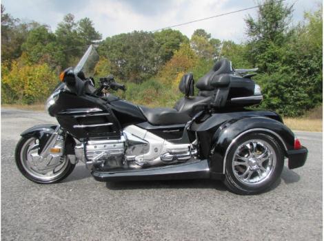 2006 Honda Goldwing Gl1800 Roadsmith Trike Roadsmith Hts Trike