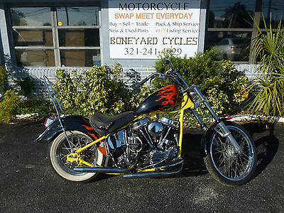 1948 Rigid Harley Motorcycles for sale
