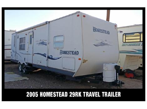 2005 Starcraft HOMESTEAD 29RK