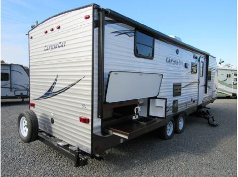 Palomino Canyon Cat Travel Trailer 27rbsc Rvs For Sale