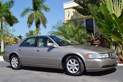 Cadillac : Seville Luxury SLS 2003 cadillac seville 59 k florida car v 8 heated leather seats onstar luxury