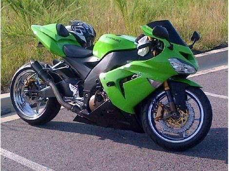 2004 Kawasaki Z 1000
