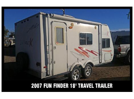 2007 Cruiser Rv Corp Fun Finder