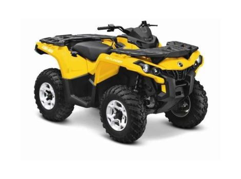 2015 Can-Am OUTLANDER DPS 650