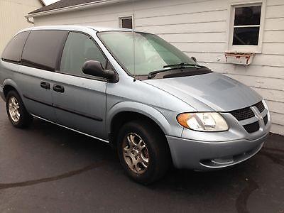 Dodge : Caravan Sport Mini Passenger Van 4-Door 2003 dodge caravan sport mini passenger van 4 door 3.3 l