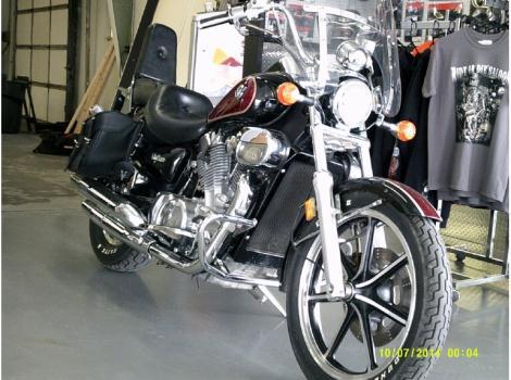 1999 Kawasaki VULCAN 1500