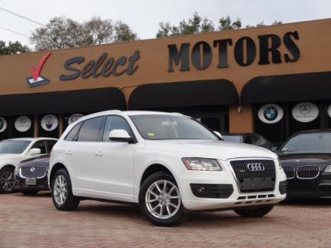 Audi : Q5 2.0 quattro 2012 audi q 5 white suv we finance 2.0 quattro awd