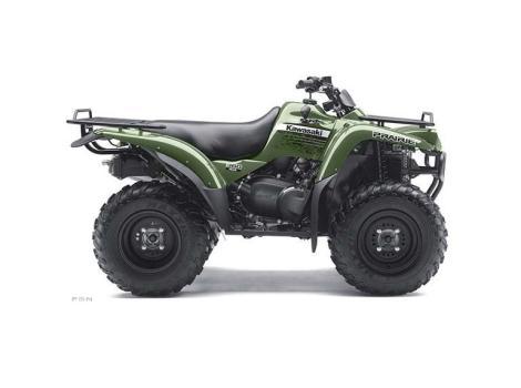 2013 Kawasaki Prairie 360 4x4