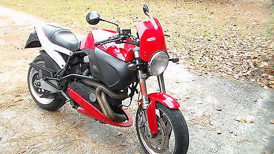 Buell : Lightning 1999 buell x 1 lightning 1200 cc